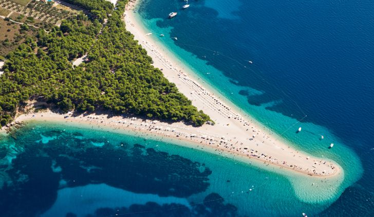 Guide To The 9 Most Popular Beaches On Brač Island