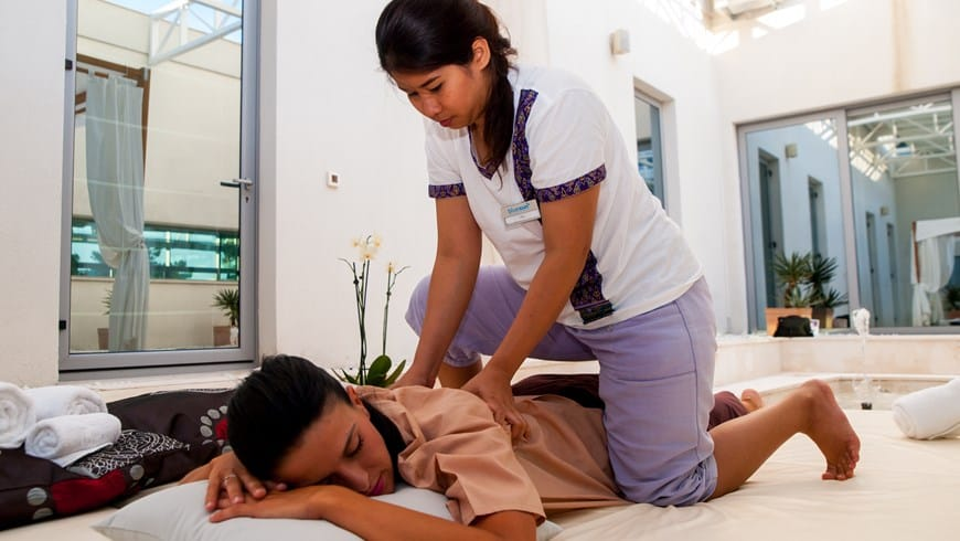 blue thai massage thaimassage täby