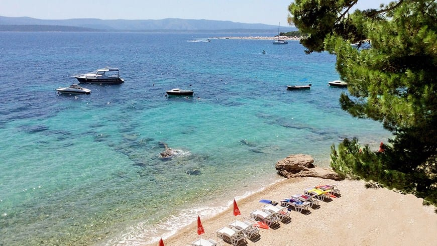 Travel Tips For Visiting Zlatni Rat Beach