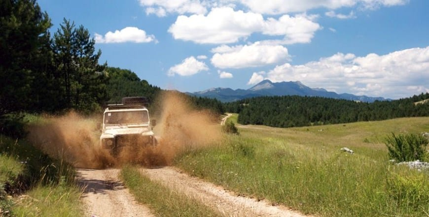 Velebit Photo Jeep Safari – The Ultimate Off-Road Adventure