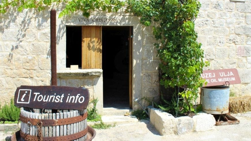 What's in Store at the Olive Oil Museum in Brač?