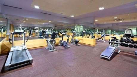 Alga fitness room