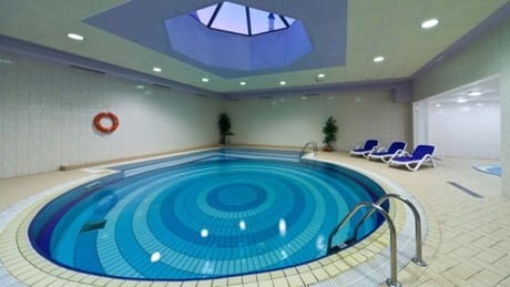 Alga indoor pool