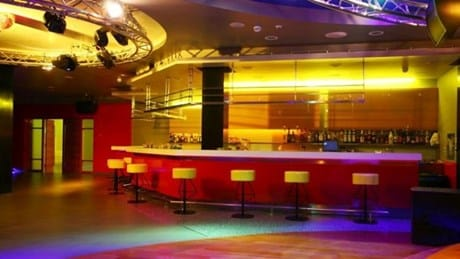 Ella Night Club interior