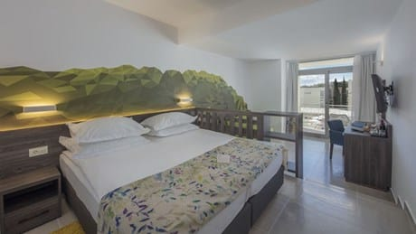Superior Double Room with Sea Side view