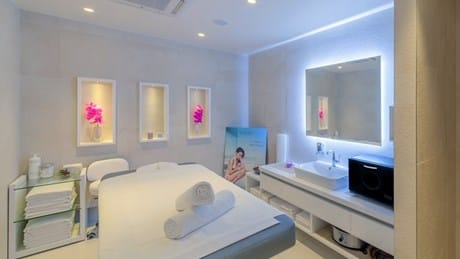 Wellness & Spa Treatment Room