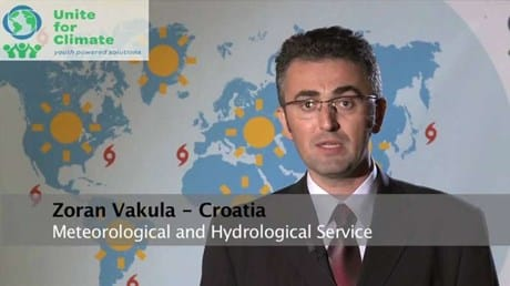"Croatia's Most Famous Weather Man: ""Prepare for a long hot summer 2015"""