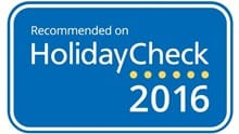 HolidayCheck recommends hotels Marina and Maestral