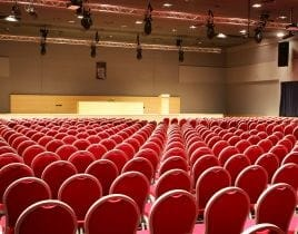 …conference venues