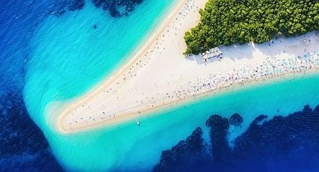Spend your Croatia holiday on the most stunning beach - Zlatni rat