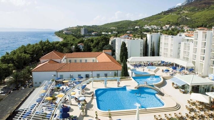 Villa Luka Kroatien Hotel