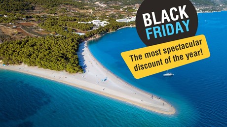 Black Friday Hotel Deals Croatia summer 2020