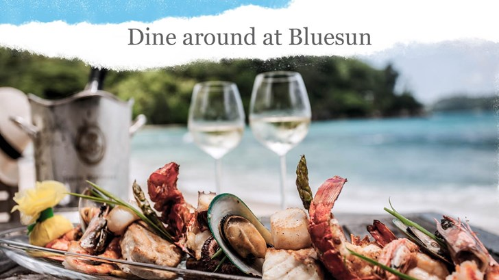 Dine Around at Bluesun