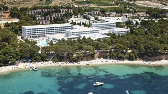 Early Booking 2019 - Bol, Brač, plaža Zlatni rat