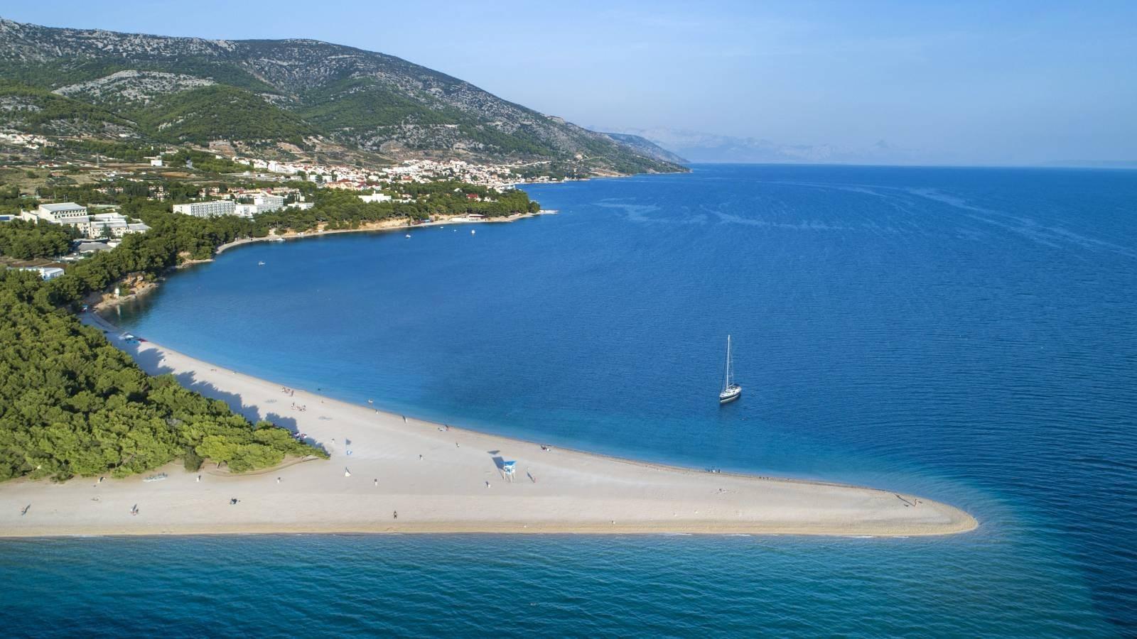 Fonkelnieuw Frühlingsangebote in Bol auf der Insel Brač, Kroatien - Spa inklusive NC-08