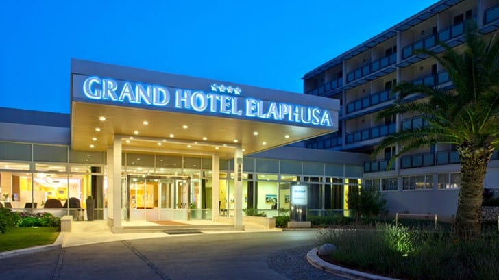 Luxury elaphusa hotel bol bra 4 stars croatia for 4 star hotel