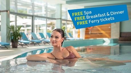 Free Spa Halfboard In A 4 Hotel Last Minute Zlatni Rat Beach