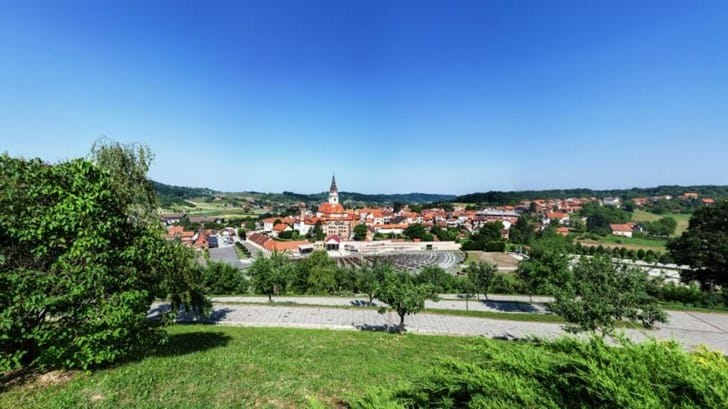 How To Reach Marija Bistrica In Zagorje