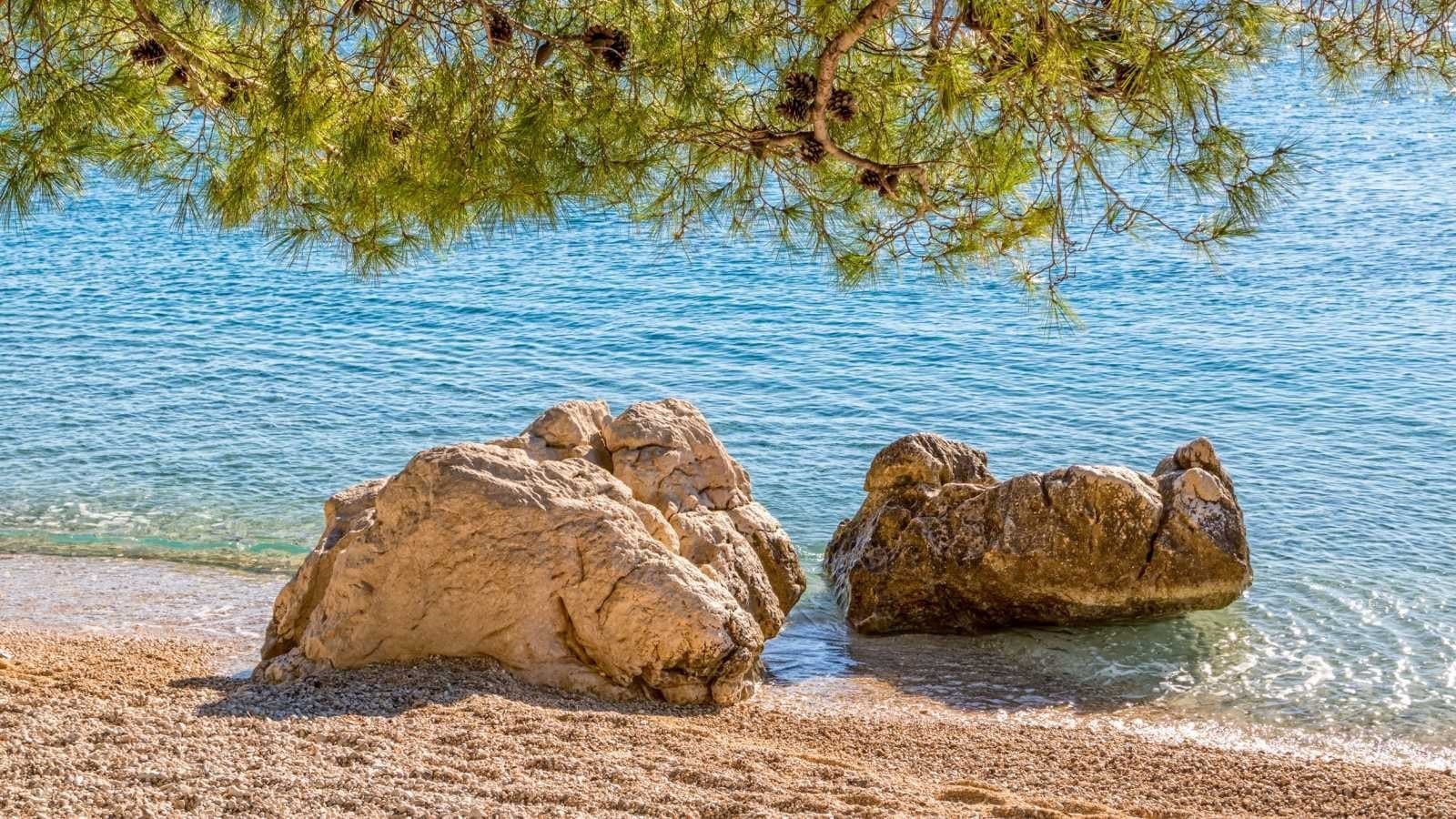 Last Minute Deal am Strand Tučepi, Makarska - All Inclusive Hotel Neptun