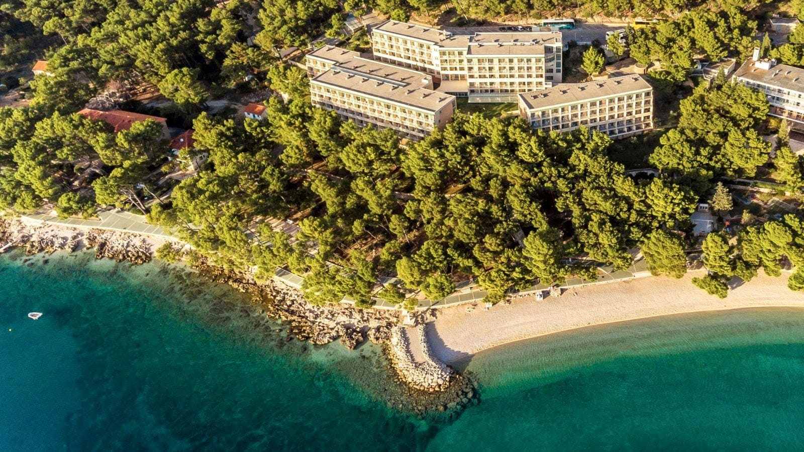 Sonderangebot Strandhotel - Bluesun Hotel Marina Kroatien - Juni ...
