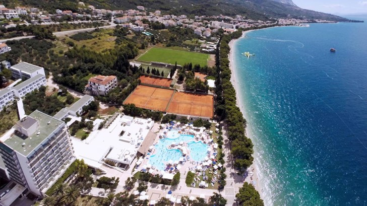 Tučepi, All Inclusive hotel Neptun***