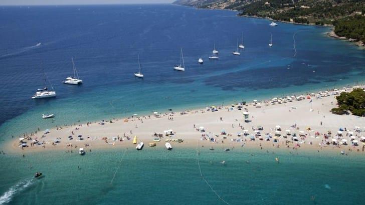 5 самых сексуальных пляжей мира хорватия