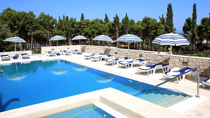 Supetar, Insel Brač - Hotel Amor****, Halbpension