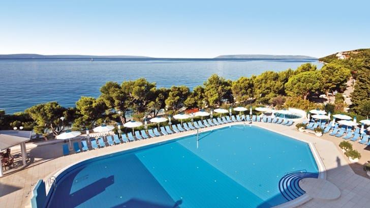 Afrodita resort tu epi croatia