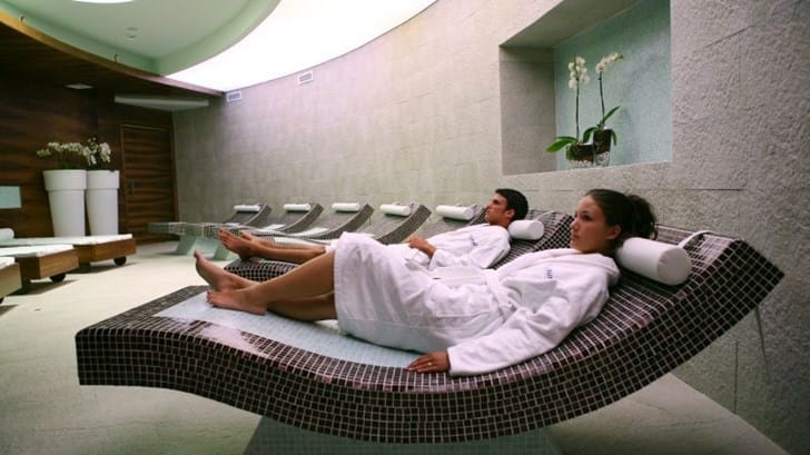 Thalasso i wellness