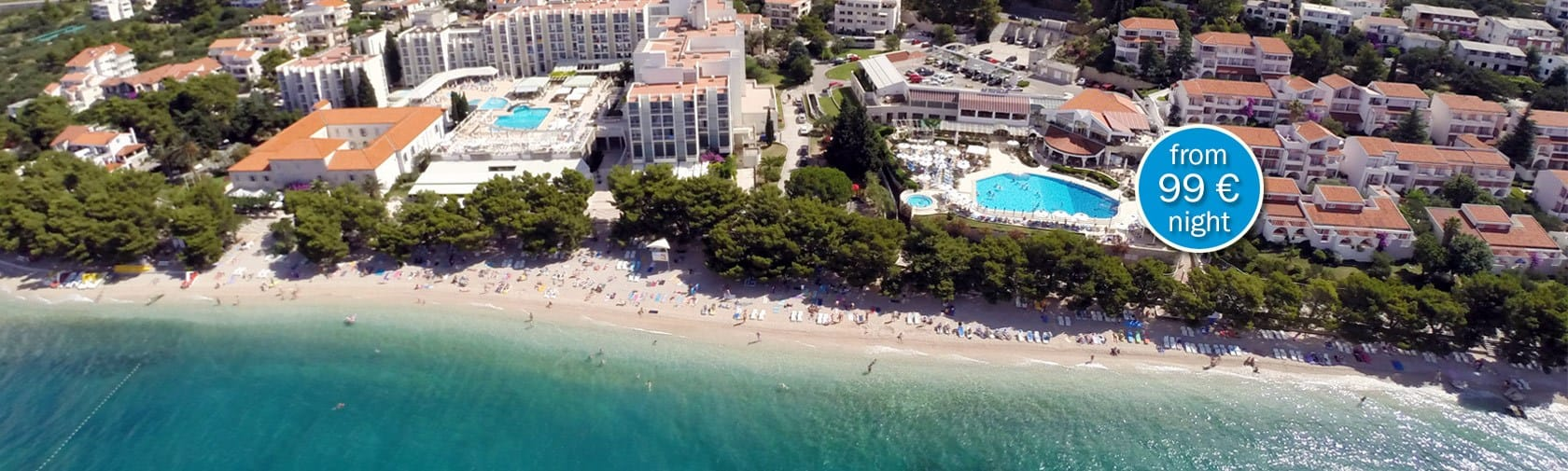 Weekends in Hotel Alga - Special 20% Discount