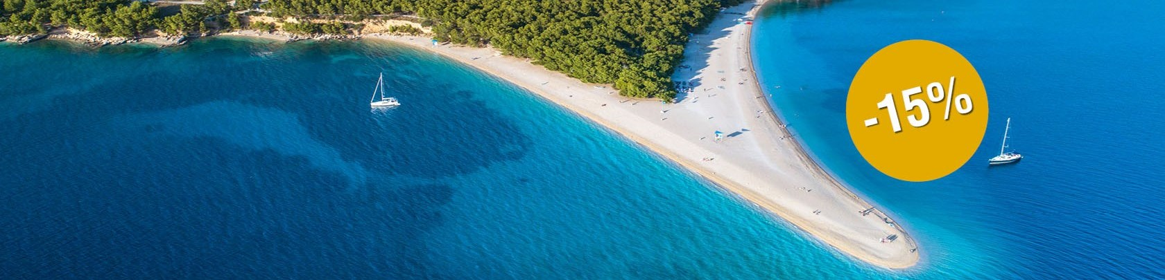 First Minute deals for Croatia beach hotels 2019