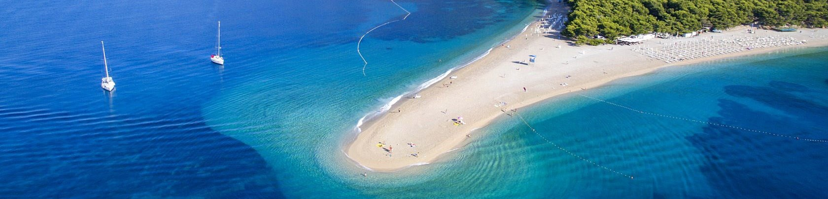 Spring holiday at the best beach - Zlatni rat!